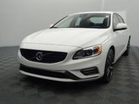 2017 Volvo S60 T5 Dynamic CARFAX One-Owner. Clean