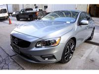 2017 Volvo S60 T5 Dynamic AWD - VOLVO APPROVED -