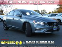 Options:  2017 Volvo S60 T5 Dynamic|Gray|Check Out This