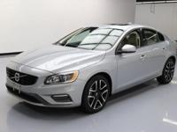This awesome 2017 Volvo S60 comes loaded with the