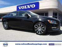 The 2017 Volvo S60 sports sedan is the perfect blend of