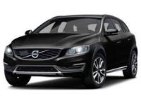 2017 Volvo V60 Cross Country T5 Black Clean CARFAX.