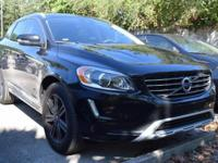 2017 Volvo XC60 Dynamic. Turbocharged engine,
