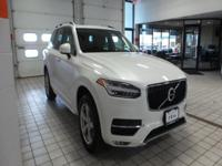 Save thousands over new with this 2017 Volvo xc90 T5