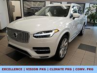 2017 Volvo XC90 Hybrid T8 Excellence  Options: