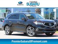 Options:  2017 Acura Mdx 3.5L 4D Sport