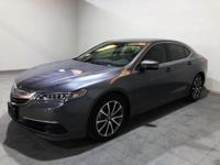 Recent Arrival! 2017 Acura TLX 3.5L V6 w/Technology