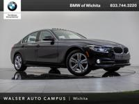 2017 BMW 330i xDrive located at BMW of Wichita.