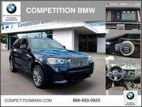 CARFAX 1-Owner, BMW Certified. EPA 28 MPG Hwy/21 MPG
