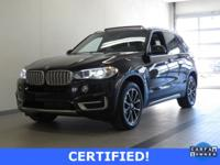 2017 BMW X5 xDrive35i! ONE OWNER! CERTIFIED! XLine,