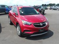 Red 2017 Buick Encore Preferred FWD 6-Speed Automatic