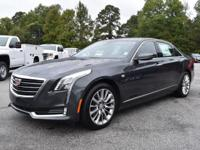 This 2017 Cadillac Ct6 Sedan 3.6L Luxury, has a great