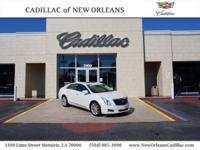CARFAX 1-Owner, Cadillac Certified, LOW MILES - 15,126!