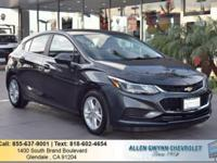 Allen Gwynn Chevrolet has a wide selection of