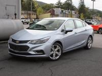 This outstanding example of a 2017 Chevrolet Cruze