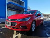 Red 2017 Chevrolet Cruze Premier FWD 6-Speed Automatic