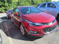 2017 Chevrolet Cruze Premier Cajun Red Tintcoat For