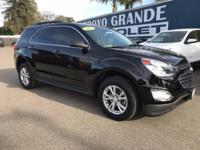 Options:  2017 Chevrolet Equinox Fwd 4Dr Lt W/1Lt