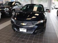 CARFAX One-Owner. Clean CARFAX. 2017 Chevrolet Impala