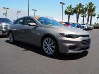Look at this 2017 Chevrolet Malibu Premier. Its