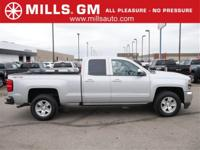 GM CERTIFIED PREOWNED, LOW MILES, Silverado 1500 LT, 4D