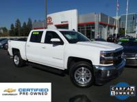 2017 Chevrolet Silverado 1500 LT 4WD with 11755 miles.