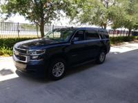 Check out this gently-used 2017 Chevrolet Tahoe we