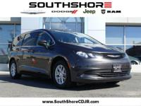 CARFAX One-Owner. 2017 Chrysler Pacifica LX granite