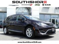 CARFAX One-Owner. 2017 Chrysler Pacifica Touring L