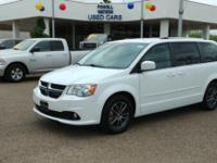 Check out this gently-used 2017 Dodge Grand Caravan we