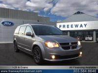 Billet Clearcoat 2017 Dodge Grand Caravan SXT FWD