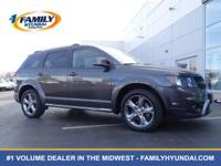 Look at this 2017 Dodge Journey Crossroad Plus. Its