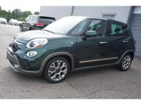 Clean CARFAX. CARFAX One-Owner. This 2017 Fiat 500L