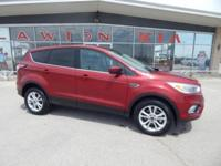 Escape SE, 4WD, ABS brakes, Electronic Stability