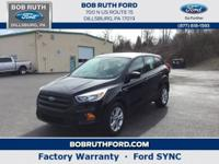 *DESIRABLE FEATURES:* Factory Warranty, Ford SYNC, and