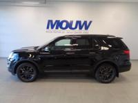 Mouw Motor is proud it present this 2017 Ford Explorer