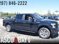 Super low miles! Sharp looking 2017 F-150! 5.0L V8