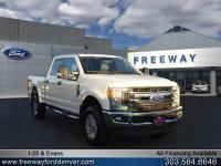 Oxford White 2017 Ford F-250SD XLT 4WD 6-Speed