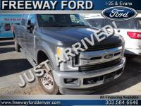 Magnetic Metallic 2017 Ford F-350SD XLT 4WD TorqShift