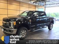 New Price! Shadow Black 2017 Ford F-350SD XLT 4WD