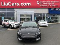 New Arrival! CARFAX 1-Owner! This 2017 Ford Fusion SE,