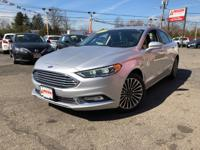 Fast and Easy Credit Approval! The Ford Fusion Titanium
