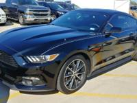 This outstanding example of a 2017 Ford Mustang
