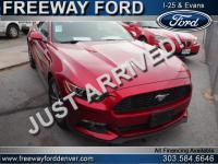 Ruby Red Metallic Tinted Clearcoat 2017 Ford Mustang