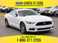 *2017 Ford Mustang GT -* Coupe - V8 5.0L Engine -