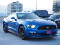 Lightning Blue Metallic 2017 Ford Mustang GT RWD