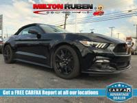 This 2017 Ford Mustang 2dr GT Premium Convertible