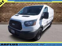 2017 Ford Transit Van T-150 130 Low Rf 8600 GVWR