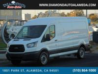 Meet our One Owner 2017 Ford Transit Van in Oxford