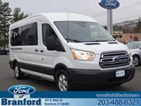 2017 FORD TRANSIT WAGON XLT TRIM!!! CLEAN